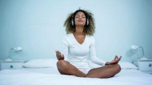 Weerstand verhogen door stress te verminderen met meditatie