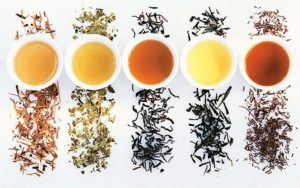 Cortisol verlagen met thee om schildlierproblemen te verminderen