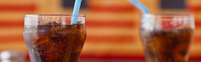 Cola hoort niet tot een gezond voedingspatroon