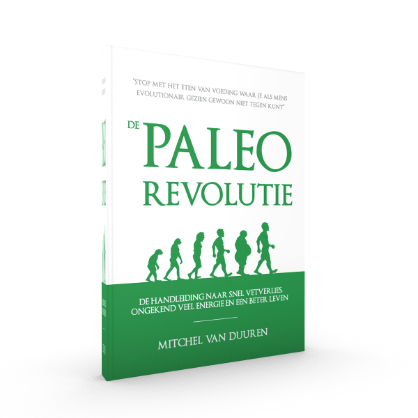 Paleo Revolutie Cover